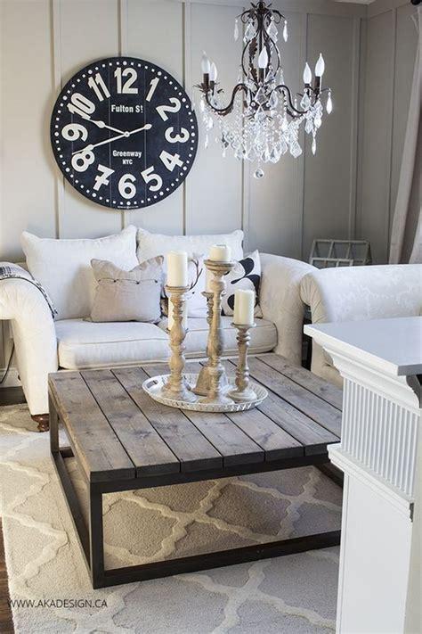 30 Pretty Rustic Living Room Ideas Rustic Living Room Table