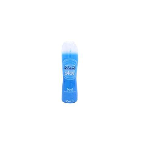 Durex Play Gel 50ml durex play gel lubrifiant effet feel 50 ml