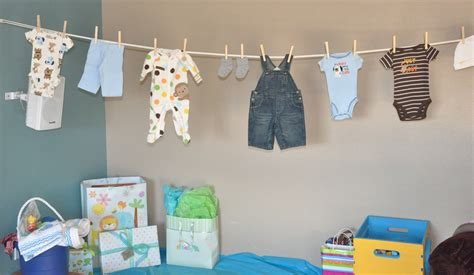 Clothesline Baby Shower Ideas by Clothesline Baby Shower Ideas Babywiseguides