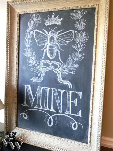 brag monday valentine chalk art  french jewelry box