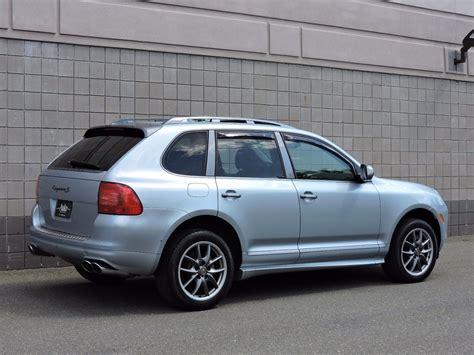 cayenne porsche 2006 used 2006 porsche cayenne s titanium edition at auto house