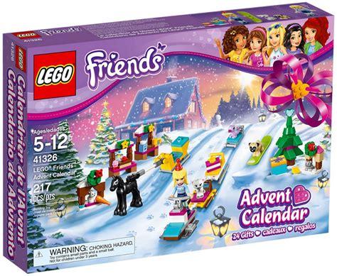 Calendrier De L Avent 2017 Lego Lego Friends 41326 Pas Cher Calendrier De L Avent Lego