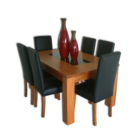 Fusion Dining Table Fusion 6 Chairs And Dining Table