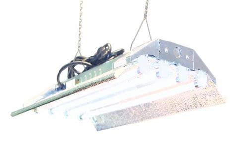 grow light ft lamps dl ho fluorescent hydroponic