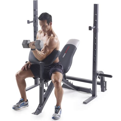 weider 320 weight bench olympic weight set with bench