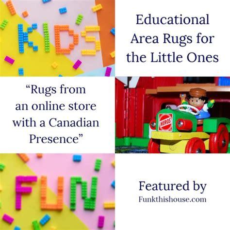 educational rugs three creative designs