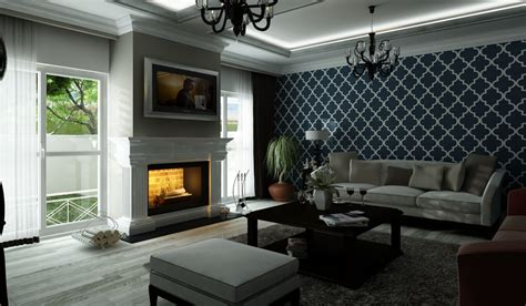 k dizain gallery 1 design interior cu prezentare 3d fotorealista amenajare