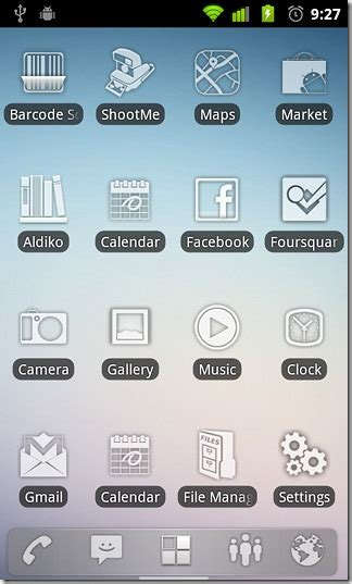 adw launcher themes xda 22 awesome adw launcher themes android