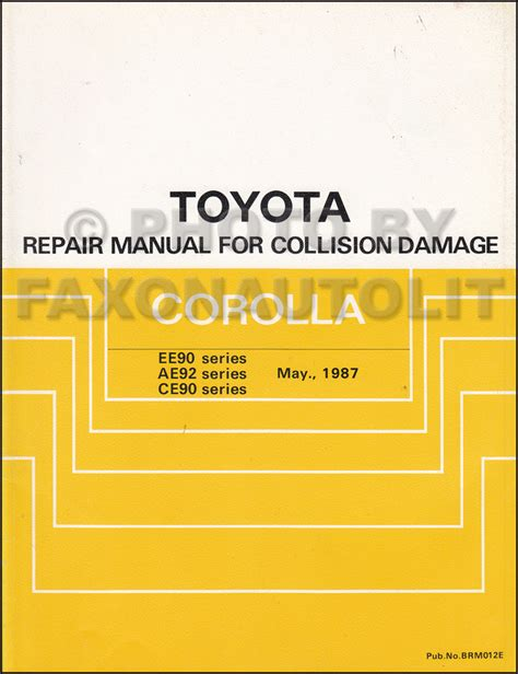 2015 toyota corolla wiring diagrams wiring diagrams