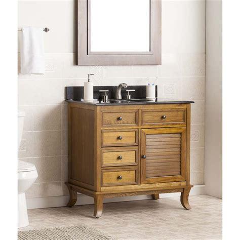 Bathroom Vanities Granite by Southern Enterprises Wallingford Single Granite Top