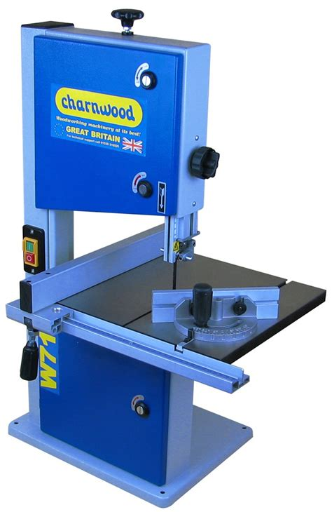 woodworking bandsaw w715 charnwood 10 250mm woodworking bandsaw