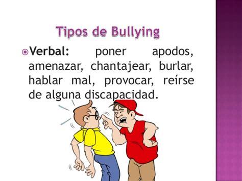 imagenes en ingles del bullying bullying y tipos de bullying