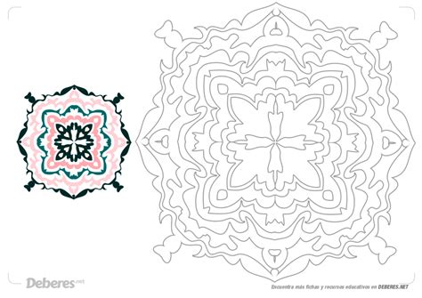 imagenes de mandalas rosas dibujos de mandalas de flores para imprimir