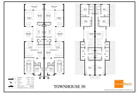 townhouse floor plans australia y lucas morrisdisplay homesberwick waters villa