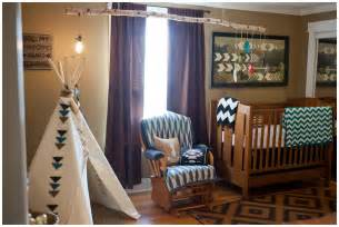 fawn baby amazing tribal themed nursery by leslie
