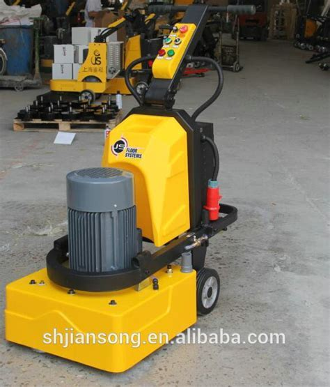 Concrete Grinder Polisher/diamond Floor Grinder/grinding