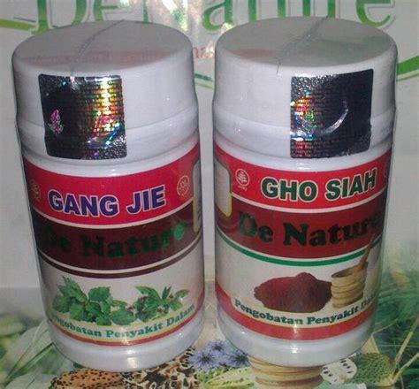 Obat Klamidia Herbal Gangjie Ghosiah De Nature 1 mengobati alat vital perih dan meneteskan nanah