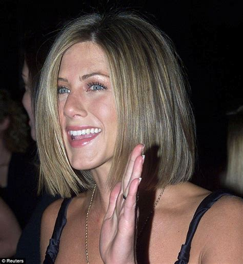 jennifer aniston hairstyle 2001 jennifer aniston 2013 bob cut short hairstyle 2013