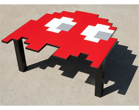 pac ghost table small end table reserved by