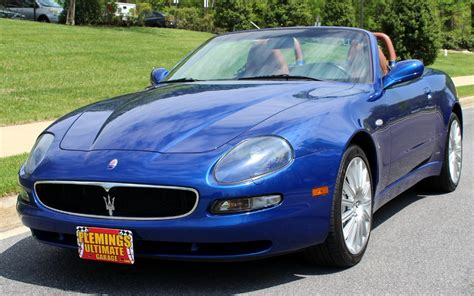 2002 Maserati Spyder For Sale by 2002 Maserati Spyder 2002 Maserati Spyder For Sale To