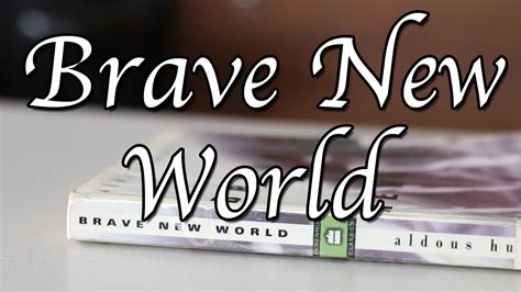 brave new world book report brave new world by aldous huxley book summary and review