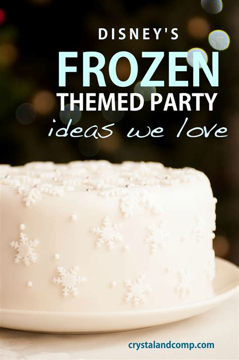 frozen themed party kelso disney s frozen themed birthday party