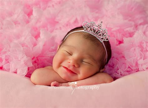 newborn tiara baby headband newborn by alliballiboutique pink tiara headband baby headband baby tiara princess