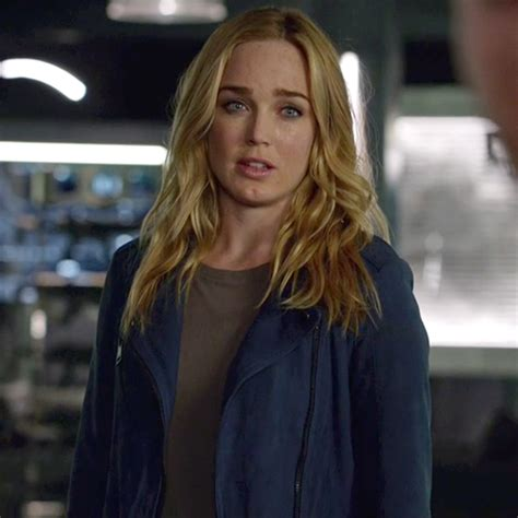 Canary by Sara Lance Arrow Fashion Blog