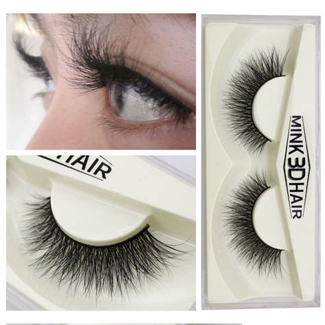 aliexpress lashes 3d style siberian mink eyelashes adopt multiple curl craft
