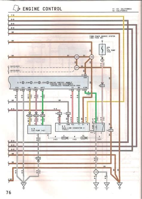 1uzfe wiring diagram pdf 24 wiring diagram images