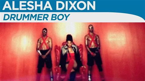 alesha dixon drummer boy alesha dixon drummer boy official