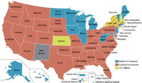 map of us states penalty file penalty statutes in the united states svg