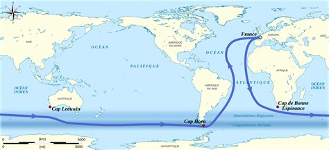 cape horn is not a gift the circumnavigation of south america books vend 233 e globe 2016 carte populationdata net