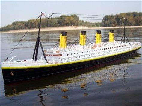 titanic rc boat for sale rc rms titanic 1 325 r c boat rc ship ready to run rtr