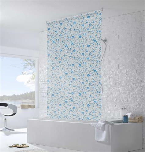 waterproof roller blinds bathroom moisture resistant