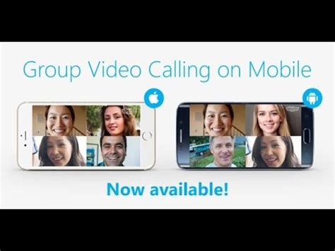 tutorial video call skype full download how to group video call on skype on your phone
