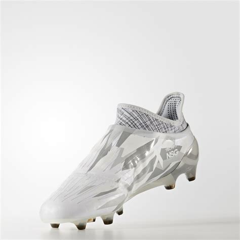 Adidas X 16 Camo Pack Purechaos White Grey adidas x 16 purechaos firm ground boots camouflage