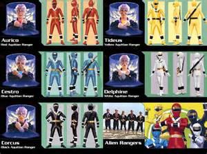 mighty morphin alien rangers season 3 5 gera27 deviantart
