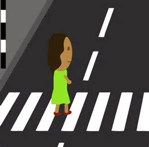 zebra crossing illustration free early years amp primary