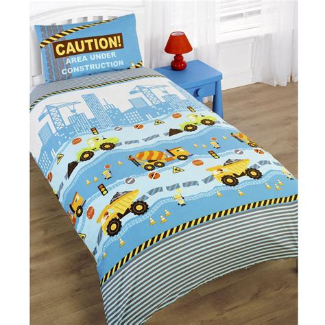 Single Bed Sets For Boys Boys Single Duvet Cover Pillowcase Bedding Sets New