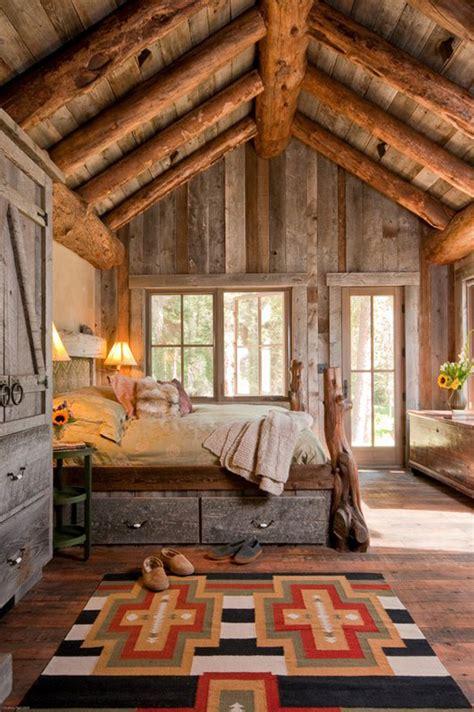 rustic mountain cabin retreat in big sky