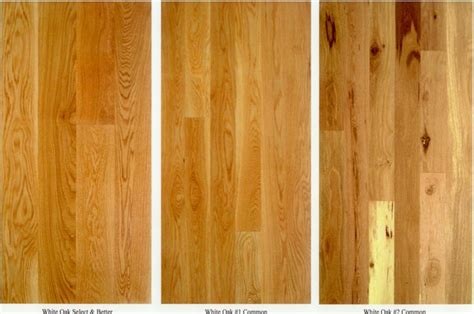 grades of hardwood flooring solid and engineered hardwood flooring grades guide