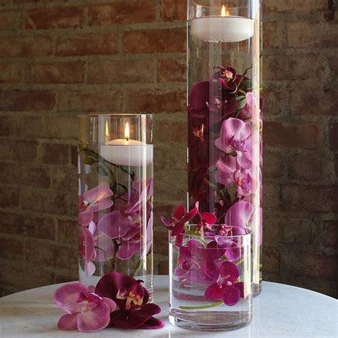 clear glass cylinder vase5 glass cylinder vases pink