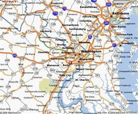 Cities In Virginia Map by Map Of Virginia Cities And Towns Galleryhip Com The