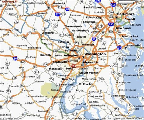 map of northern virginia map of northern virginia cities pictures to pin on pinsdaddy