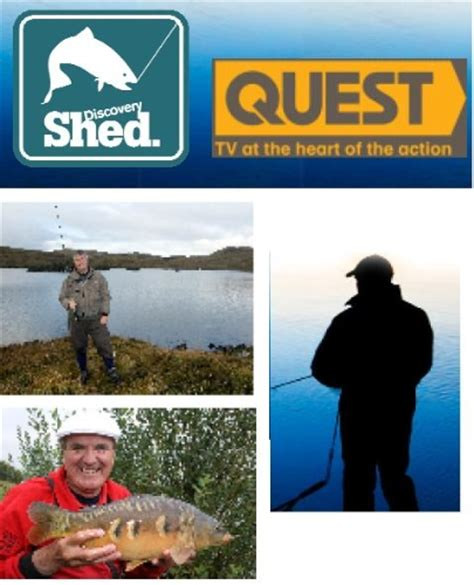 Discovery Shed by Discovery Shed Quest Sponsor 320 Hours Of Fishing