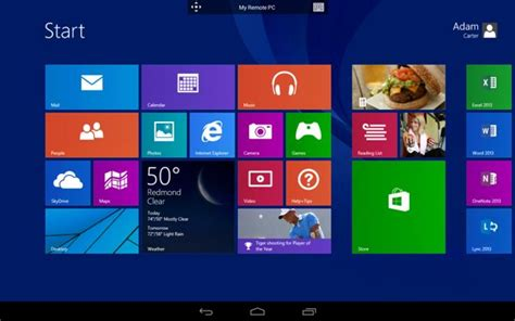 remote android from pc microsoft lanceert remote desktop app voor android tablets en tablets magazine
