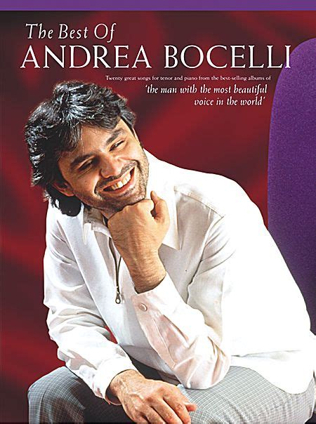 the best of andrea bocelli the best of andrea bocelli sheet music by andrea bocelli