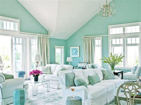 Sofa Warna Putih 10 ide desain ruang tamu dengan tema warna aqua lihat co id
