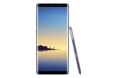 Samsung Note 8 New Samsung Reveals Galaxy Note 8 With Dual Rear Cameras And 6